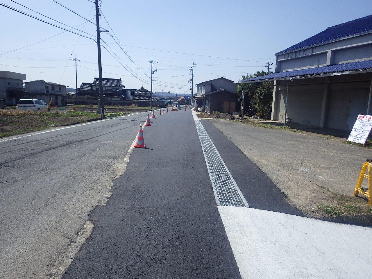 公共 道路工事(排水工その2)
